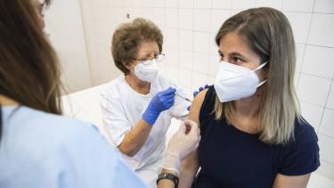 oltás vakcina kórház covid