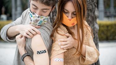 oltás vakcina korona járvány