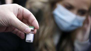 oltás vakcina koronavírus szerbia szputnyik