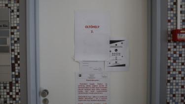 oltópont vakcina kórház egészségügy állami kórház