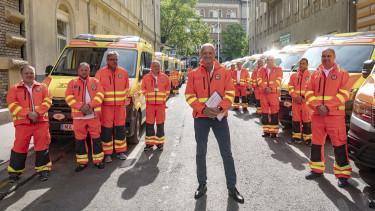 omsz mentőszolgálat győrfi pál gyorsteszt koronavírus