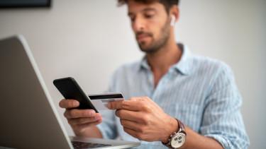online vásárlás bankkártya mobil