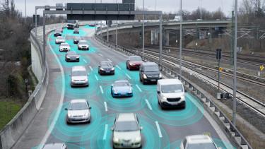 önvezető autó, okosváros, okos közlekedés, futurecity, smartcity, getty