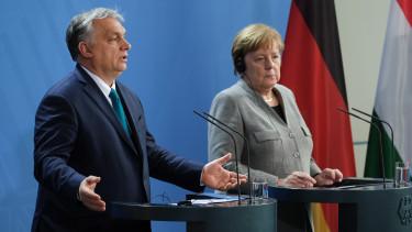 Orban Viktor Angela Merkel unios koltsegvetes