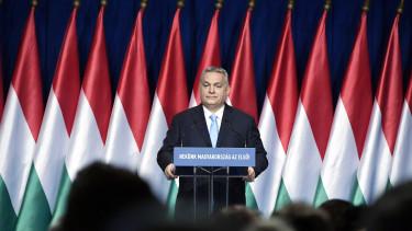 Orbán Viktor bejelentés évértékelő gazdaságvédelmi akcióterv családvédelem