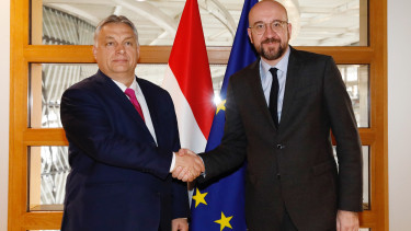 Orban Viktor Charles Michel brusszel unio koltsegvetes