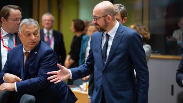 Orban Viktor Charles Michel europai tanacs unios koltsegvetes