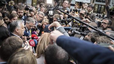 Orban Viktor EU csucs ugyes huzas koltsegvetes