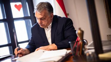 orbán viktor korlátozási intézkedés rendelet aláír