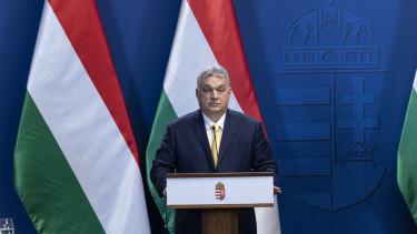 Orbán Viktor kormányinfó