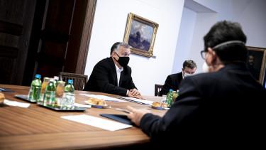 orbán viktor koronavírus járvány lezárás bejelentés