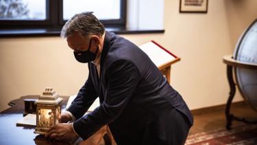 orbán viktor koronavírus járvány szenteste