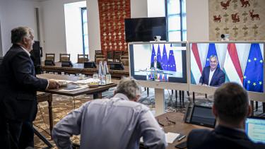 orbán viktor koronavírus járvány videóhívás