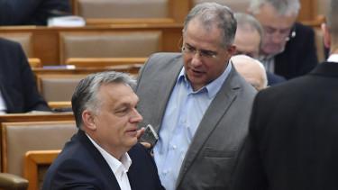 orbán viktor kósa lajos parlament