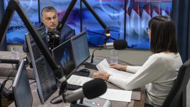 Orban Viktor kossuth radio interju koronavirus 200320