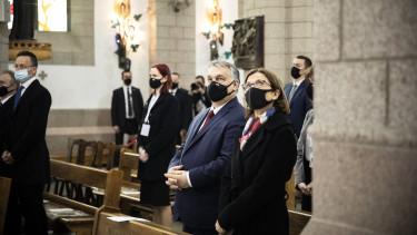 orbán viktor lévai anikó templom