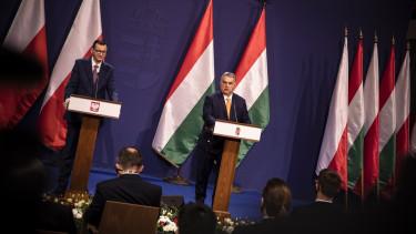 Orban Viktor Mateusz Morawiecki varso egyeztetes unios koltsegvetes veto 201130