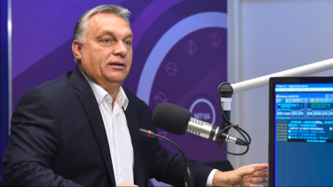 Orban Viktor MR1 Kossuth Radio interju cimlapkep 20200731