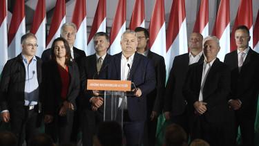 Orban Viktor onkormanyzati valasztasi eredmeny karacsony gergely tarlos istvan