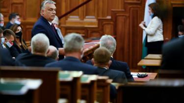 orbán viktor parlament 2020