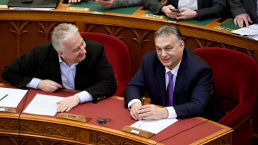 orbán viktor parlament koronavírus