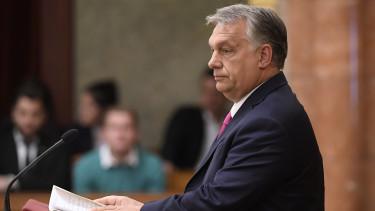 Orbán Viktor parlament liget projekt