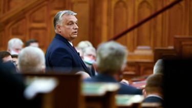orbán viktor parlament veszélyhelyzet