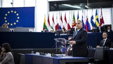Orban Viktor Sargentini jelentes jogallamisag europai parlament szavazas 20180911