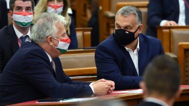 orbán viktor semjén zsolt parlament fidesz