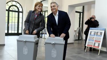 Orbán Viktor választás