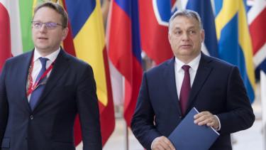 Orban Viktor Varhelyi Oliver unios biztos jeloles