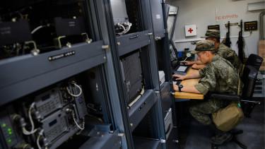orosz elektronikus harcászat