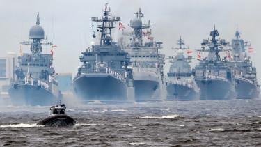 orosz hajók