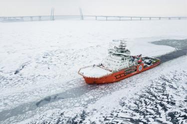orosz jégtörő