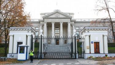 orosz nagykövetség varsó