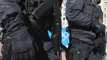 orosz rendőrség