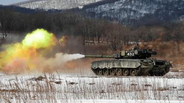 orosz tank
