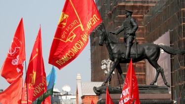 oroszország kommunista párt