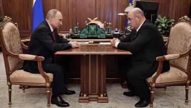 oroszország putyin