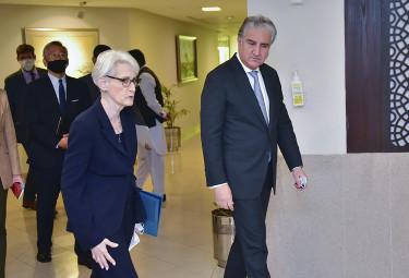 Pakisztán Egyesült Államok Wendy Sherman