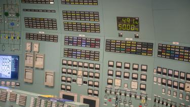 paksi atomeromu negyes reaktor leallas
