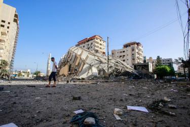 palesztin haz