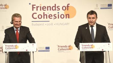 Palkovics Laszlo Gunter Oettinger kinevezes