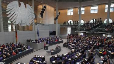 parlament németország