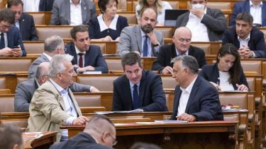 parlament orbán