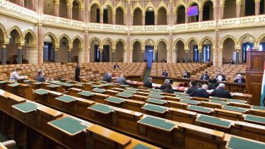 parlament rendelet közlöny