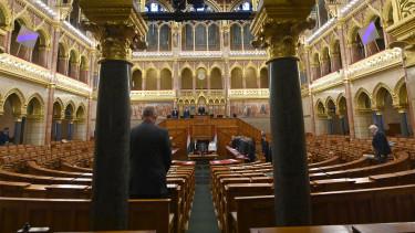 parlament szavaz törvényjavaslat