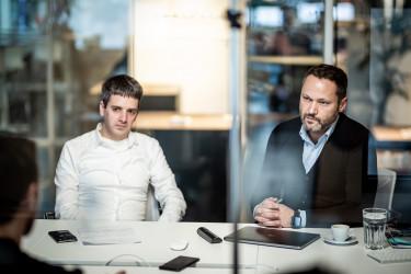 Paulinyi Gergely és Burian Gergő interjú