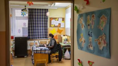 pedagógus iskola járvány