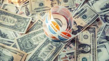 pénz dollár biden trump amerikai elnökválasztás